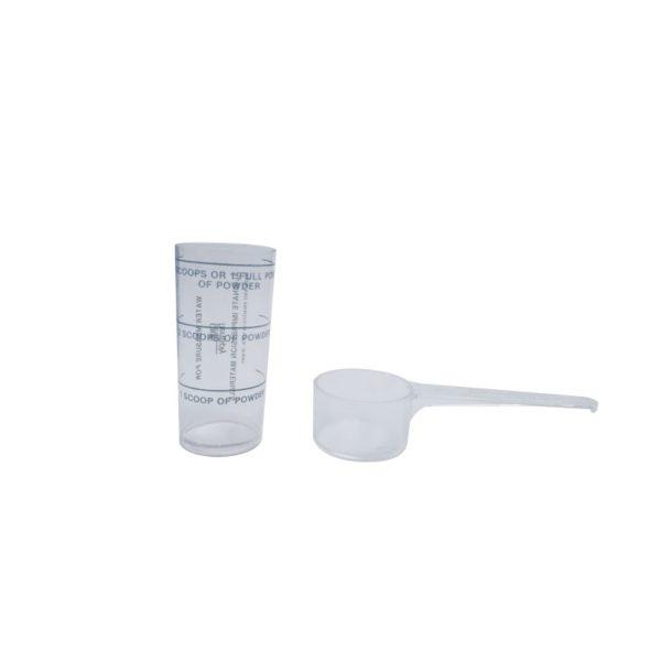 JELTRATE powder scoop & water measure #608015 (DENTSPLY)
